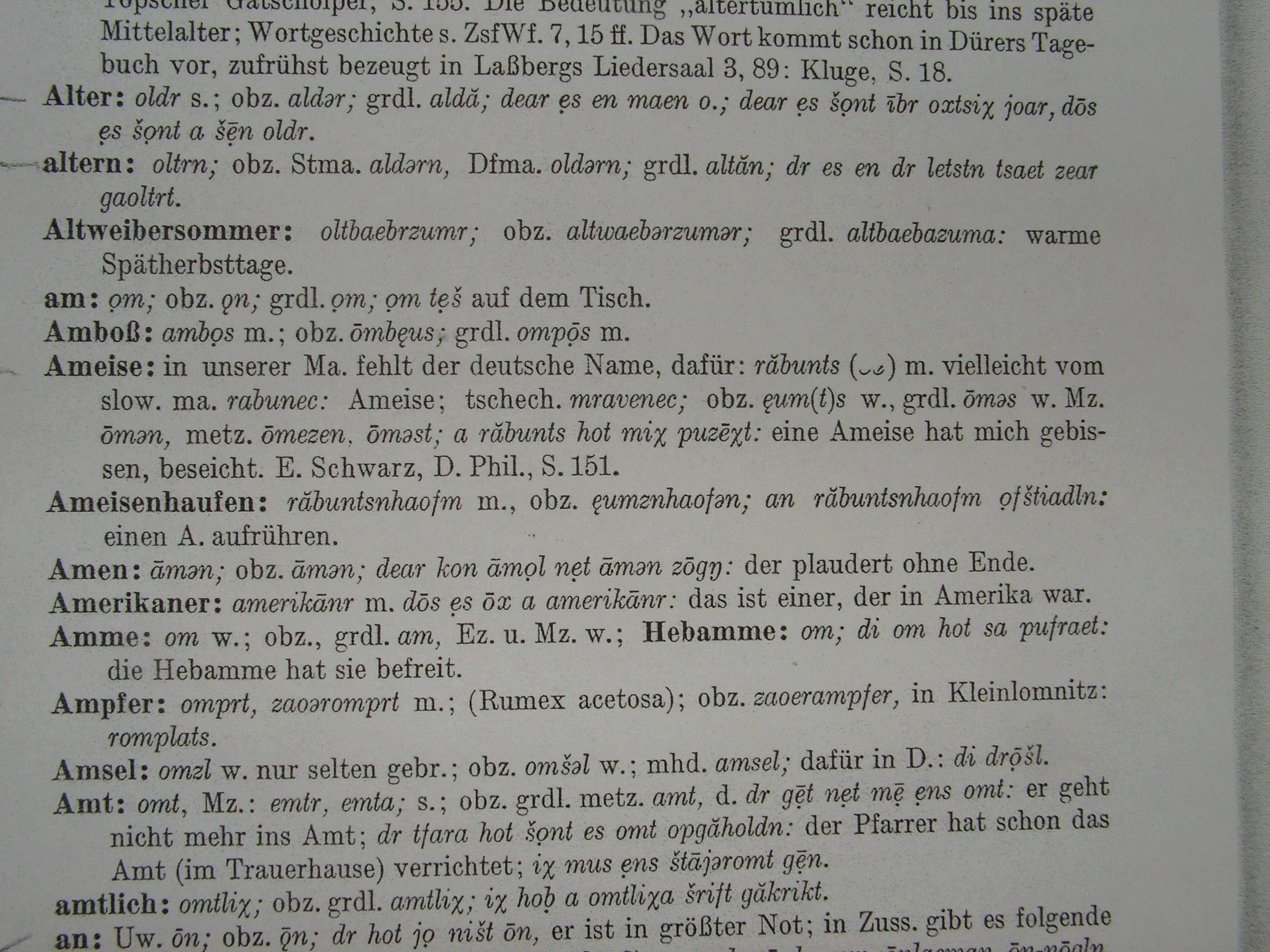 Luxov slovník