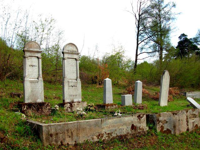 Zvyšky dobšinského židovského cintorína